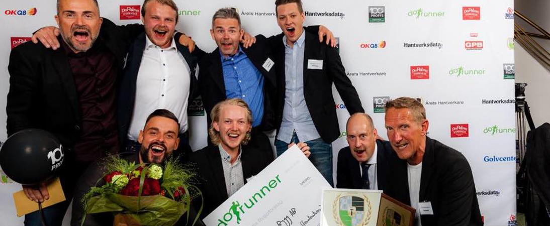 3 vinnartips från Årets Hantverkare 2019 (medelstora byggföretag)