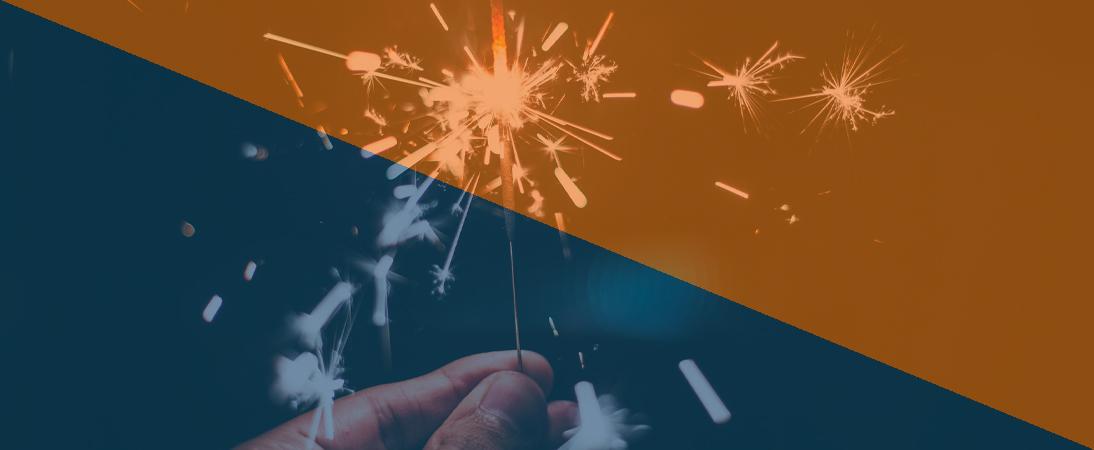 Årets alla smällkarameller lagom till nyår!