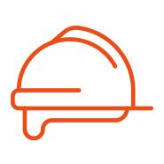Bygg & Anläggning, ikon